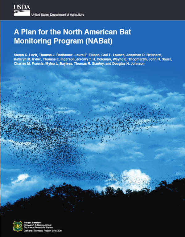 North American Bat Monitoring Program (NABat)